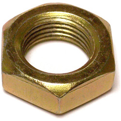 3/4 Inch-16 RH Jam Nut Currie Enterprises
