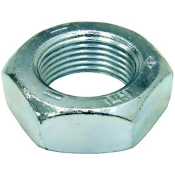 1 Inch-14 LH Jam Nut Currie Enterprises