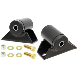 TJ/LJ/YJ/XJ/MJ Heavy Duty Stock Height Motor Mounts Currie Enterprises