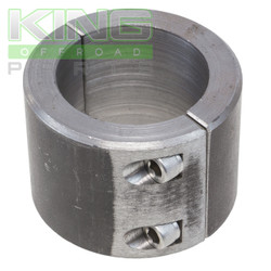 Weldable tube clamp for 1.75 inch od tube