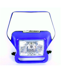 Motorcycle Headlight Yamaha Blue Baja Designs
