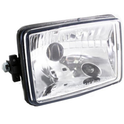 Motorcycle Headlight Replacement Clear Lens Baja Designs