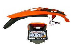KTM Tailight 12-16 KTM Euro LED Fender Baja Designs