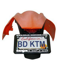 KTM Tailight 04-07 KTM XC/XCW LED Fender Baja Designs