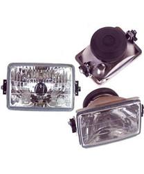 KTM EXC Headlight Upgrade Rectangular 55/60 WT Baja Designs