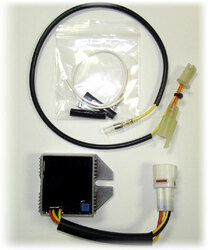 KTM DC Wiring Conversion Kit 07-On EXC Baja Designs