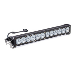 20 Inch LED Light Bar Single Straight High Speed Spot Pattern Racer Edition OnX6 Baja Designs
