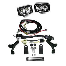 Adventure Bike LED Light Kit 7/8 inch Squadron Pro Baja Designs