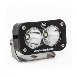 LED Work Light Clear Lens Spot Pattern S2 Pro Baja Designs