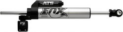 """JEEP WRANGLER JK FOX PERFORMANCE SERIES 2.0 ATS STEERING STABILIZER FOR STOCK AND 1 3/8"""" TIE ROD"""