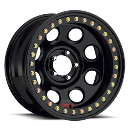 """Raceline RT 81 Rock 8 wheels 5 on 5.5, 16 x 10 3.75"""" bs"""