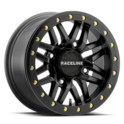 RACELINE A91 UTV WHEEL BLACK IN COLOR