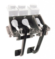 JAMAR PERFORMANCE DUAL BRAKE SINGLE CLUTCH REVERSE PEDAL FRAME ONLY