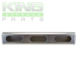 Aluminum rear tail light box