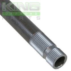 """3/4-36 splined chromoly shaft 18"""" long"""
