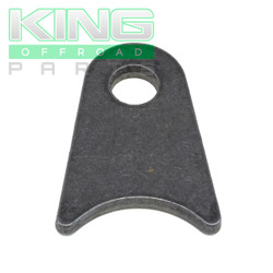 "radius seat mount tab with 1/2"" hole radius for 1.5"" tube"