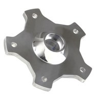 FRONT HUB FOR KING PIN VW SPINDLE