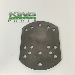 spare tire mounting plate