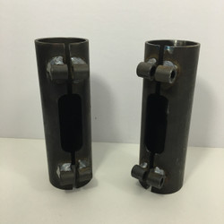 CHROMOLY PINCH BOLT BUMP STOP CAN FOR 2.0 BUMP STOP