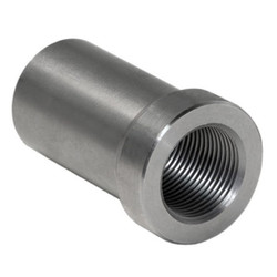 "Chromoly Stepped Bung 1"" .095 Tubing 3/8 - 24 RHT"