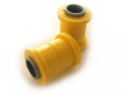SACO PERFORMANCE YELLOW DELRIN IRS PIVOT BUSHINGS