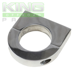 "1.5"" universal clamp polished aluminum"