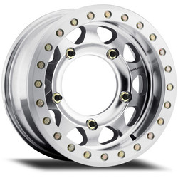 Method Race Wheels are cast aluminum beadlock wheel. These wheels were designed for desert off road & short course racing. Method's wheels have a weight rating of 2,100 lbs. The beadlock ring comes from forged 6061 aluminum utilizes grade 8 zinc plated mounting bolt.
