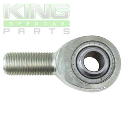 "FK ROD END 1.25-12 LEFT  HAND THREAD WITH 1"" HOLE"