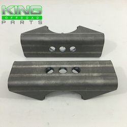 "LEAF SPRING PERCH FOR GM 3"" TUBE 2.5"" LEAF"