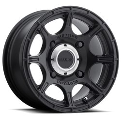 METHOD ROOST UTV WHEEL BLACK 14X7 4+3 ( 4 ON 110MM )