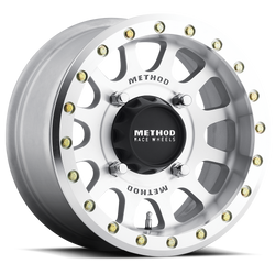 METHOD UTV WHEEL 401 MACHINED  12x7