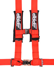 PRP 4.3 HARNESS RED WITH PADS