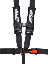 PRP 5.3 HARNESS BLACK WITH PADS