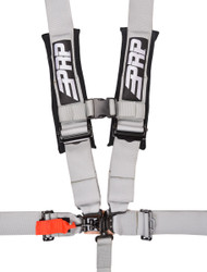 PRP 5.3 HARNESS SILVER WITH PADS