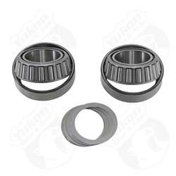 Yukon Carrier installation kits are great, low cost kit for carrier changes such as Positraction or locker upgrades.      Carrier installation kit for Dana 44 differential. This kit contains carrier bearings, races and shims.