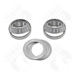 Yukon Carrier installation kits are great, low cost kit for carrier changes such as Positraction or locker upgrades.      Carrier installation kit for AMC Model 35 differential. This kit contains carrier bearings, races and shims.