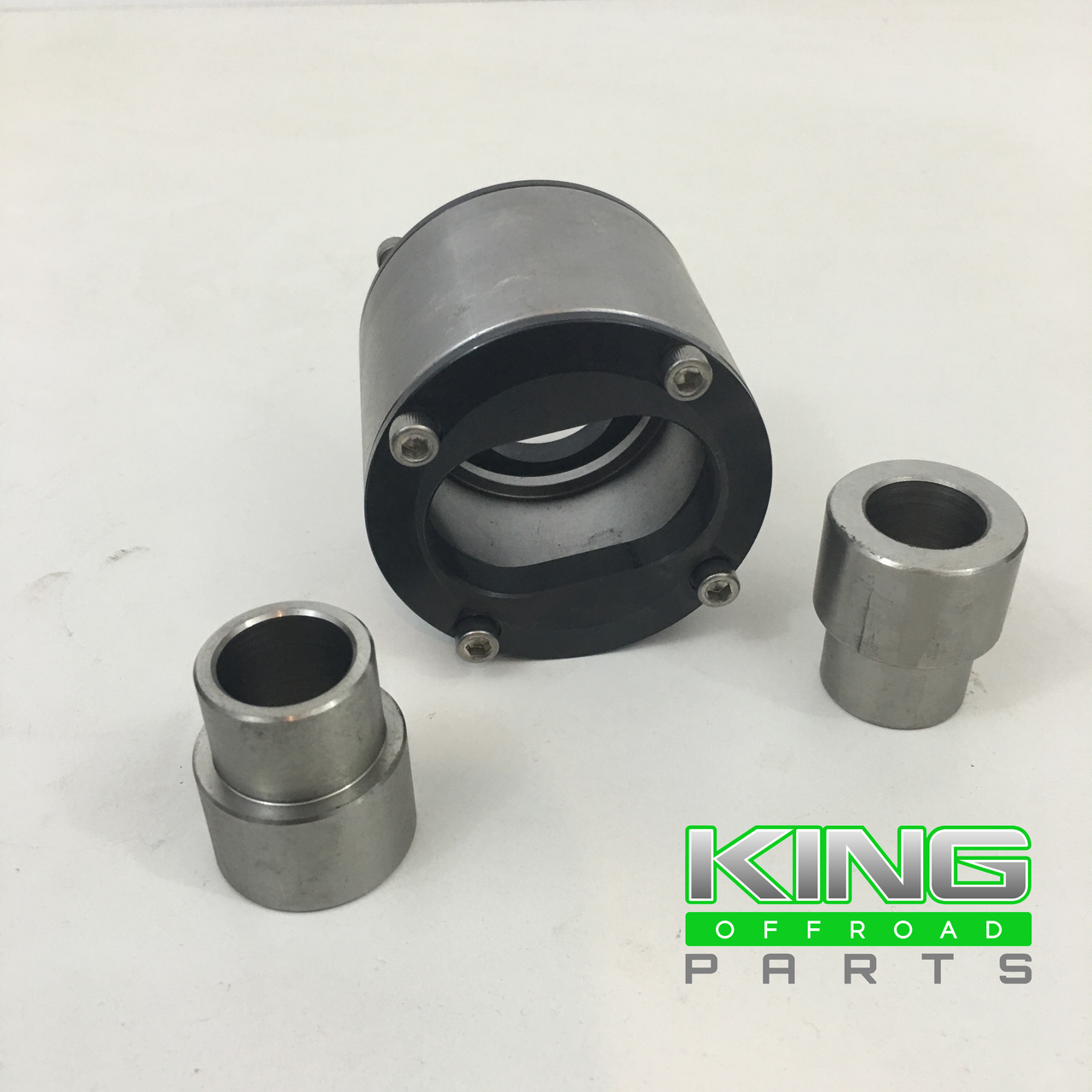 KING OFF ROAD PARTS WOBBLE STOPPER UNIBALL KIT FOR TRAILING ARMS
