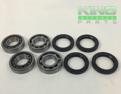 IRS BEARING KIT FOR VOLKSWAGEN TYPE 1 BEARING HOUSING FOR BOTH SIDES OF THE CAR