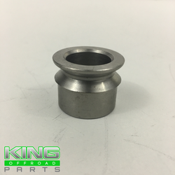 "1"" FOR 9/16"" BOLT 3"" SPREAD STAINLESS STEEL HIGH MISALIGNMENT SPACER"