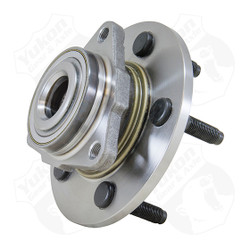 Yukon front unit bearing & hub assembly for '02-'10 Ram 1500, without ABS. Excluding Mega Car & SRT8.