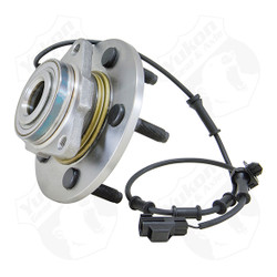 Yukon front unit bearing & hub assembly for '02-'05 Ram 1500, with ABS & 4 wheel disc brakes