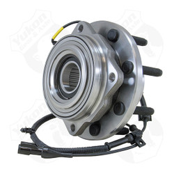 Yukon front unit bearing & hub assembly for '05-'10 F250 & F350, SRW