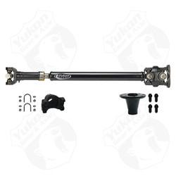 """Yukon Heavy Duty Driveshaft for '12-'17 JK rear. 1350 U/Joint. Fits 4-door Rubicon and non-Rubicon. Automatic transmission only. Recommended for stock to 4.5"""" Lifts with up to 37"""" Tires."""