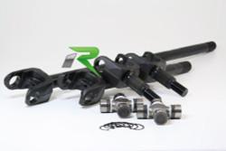 revolution Gear discovery 27 spline chromoly axle kit for  TJ, XJ, YJ, & WJ Dana 30 front W/5-760X U/joints