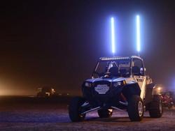 led lighted safety whip