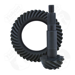 Yukon Ring & Pinion sets give you the confidence of knowing you're running gears designed for the harshest of conditions. Whether it's on the street, off-road, or at the track; Yukon ring & pinion sets deliver unrivaled performance & quality.      Yukon uses the latest designs and manufacturing technologies to provide a gear that is strong and easy to set up. All Yukon ring & pinion sets come standard with a one-year warranty.