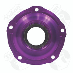"Purple aluminum pinion Supprt for 9"" Ford Daytona, HD 6061. (races installed)"