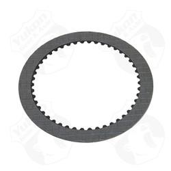 Trac Loc friction plate, 4 tab