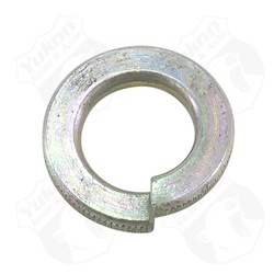 "7290 U-joint strap bolt (one bolt only) for Chrysler 7.25"", 8.25"", 8.75"", 9.25""."
