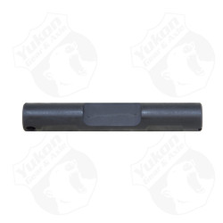 "0.795"" diameter notched cross pin shaft for 10 bolt 8.5"" GM (not Eaton). This cross pin shaft is not compatible with Powertrax Lock Rights or Spartan Lockers."